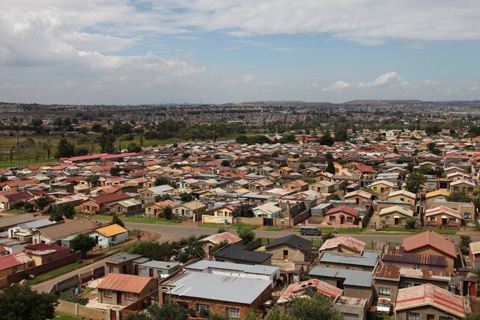 Soweto is an urban area of the city of Johannesburg in Gauteng, South  Africa.