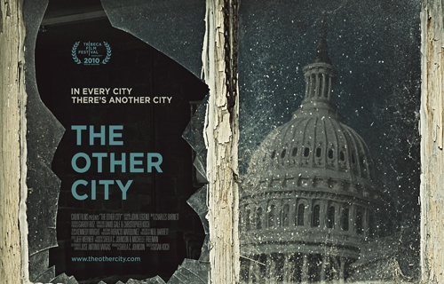 """The Other City,"" a new documentary that tackles issues of homelessness, drug addiction, access to services, and the social stigma of HIV/AIDS, had its world premiere at the Ninth Annual Tribeca Film Festival, which ends May 2. Set in Washington  D.C., the movie explores the dichotomy of a city that tourists don't see and the AIDS epidemic in the nation's capital that the government sometimes ignores. Although the movie illuminates the heartbreak and loss attributed to the disease, it also reveals the struggles of people behind grassroots movements who provide healthcare, extend education, combat stigmas, and spread hope."