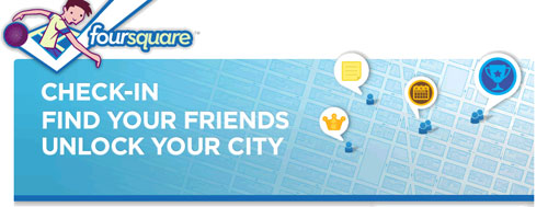 "Foursquare (Free). At press time, Foursquare had pretty much cornered the market on location-based social networking. The service lets you use your mobile device to ""check in"" to various locations, earning badges and street cred along the way. Looking for a hip and happening lounge in the ATL? Ask the crowd, then head over and check in. If you're lucky, you might be declared ""mayor""—briefly."