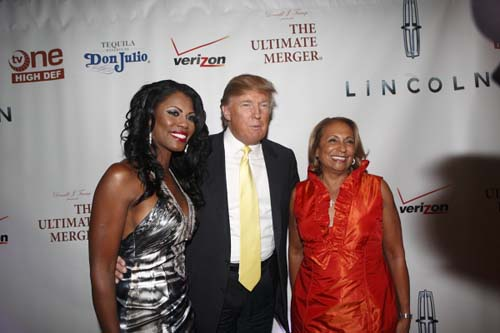 PHOTO GALLERY: TV One/Trump Ultimate Merger Premiere Party