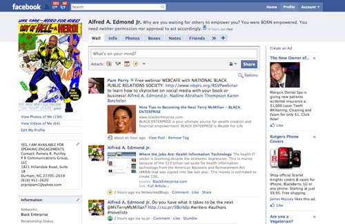 Black enterprise business report facebook