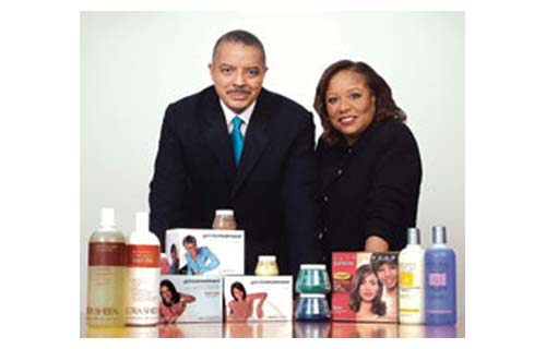 Former Pro-Line executives Eric Brown and Renee Cottrell-Brown, Rustic Canyon/Fontis Partners LP and St. Cloud Capital  form RCJP Acquisition, Inc. and acquire Johnson Products. The browns seek to bring back community-focused marketing efforts while seeking international growth. (Image: Hair creation at Bronner Bros. hair show)