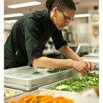 Hall was the runner-up on Top Chef Season 5 in 2009, but before that she graduated from the Gaithersburg, Maryland-based L'Academie de Cuisine and served as an executive chef at several posh hotels. She started Alchemy Caterers in 2003, outfitting weddings, and corporate and private parties with food from the farms in Chesapeake Bay, and offering cooking classes that can run about $1,500 for eight guests.