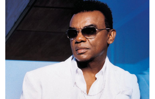 """Ronald Isley's mainstream musical career began at age 16 when he and two of his brothers formed a doo-wop group and moved to New York City from Ohio in the 1950s. Over the next 50 years, his unmistakable tenor would grace some of the most enduring, anthemic funk, soul, and R&B songs ever recorded, including """"It's Your Thing,"""" """"Who's That Lady?"""" """"In Between the Sheets,"""" """"Footsteps in the Dark,"""" and """"Spend the Night."""" His musical collaborations with R&B singer R. Kelly in the past 10 years or so even earned him a new moniker—Mr. Biggs."""