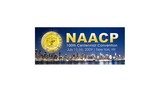 The NAACP's centennial celebration, at 1.8%, rounded out the list of the biggest storylines with an African American focus, according to Pew. The civil rights group held its annual convention in New York City in July 2009, and a highlight of the summit was an address by President Barack Obama.