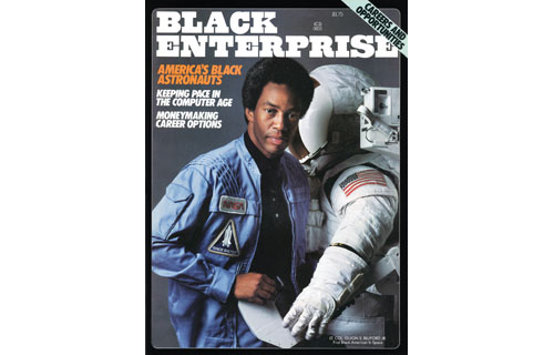 Long before talk of careers in STEM (science, technology, engineering and math), BLACK ENTERPRISE reported on opportunities in the sciences.  Months before our February 1983 cover subject Lt. Col. Guion Bluford Jr. became the first African American astronaut launched into space on the Challenger shuttle, he and other scientists shared the range of opportunities for blacks within NASA and the aeronautics field. Other astronauts featured in that issue: the late Dr. Ronald E. McNair, Lt. Colonel Frederick D. Gregory and Major Charles F. Bolden, Jr., who became the first African American to head NASA when he was appointed by President Obama in 2009.