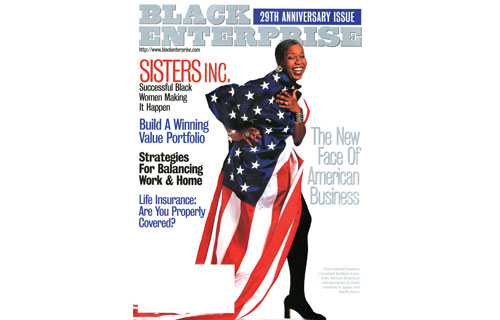 Our August 1999 cover features international business consultant Kathryn D. Leary who connected corporate clients and entrepreneurs with prospective partners in Japan and South Africa. Not only did this issue demonstrate BLACK ENTERPRISE's ongoing commitment to exposing our readers to business opportunities in international markets but our editors also identified a growing trend in which black female executives and entrepreneurs were rising as a global business force.