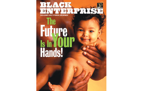 "The January 2000 issue kick-started BLACK ENTERPRISE's 30th Anniversary—and the Black Wealth Initiative, our financial literacy and empowerment program in response to the widening wealth divide between African Americans and white Americans.  The program included a Financial Fitness Contest – the winner received $2,000 and free advice from a financial planner – and our Declaration of Financial Empowerment, 10 money management principles to encourage African Americans to begin the process of building multigenerational wealth. By 2009, the program had been expanded into a companywide mission under our ""Wealth for Life"" banner."