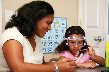 Women of Power: Preparing Young Girls For STEM Careers