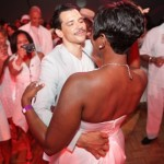 "El DeBarge gets up close and personal during a spirited performance in which he put his inimitable and powerful falsetto on full display with songs from his latest album, Second Chance, as well as classics such as ""Rythym of the Night,"" I Like It"", ""Stay With Me"" and ""Love Me In A Special Way."" (Photo by Gerrod Gaskin)"