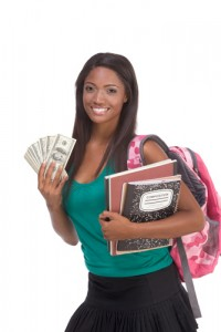 black student college loans