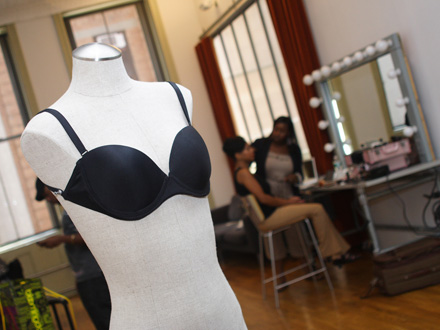 Cato's Breakthrough Backless Bra was featured on the second season of ABC's American Inventor reality show. Though Cato was only runner-up, she impressed undergarment manufacturer Maidenform and inked a licensing and distribution deal with them.