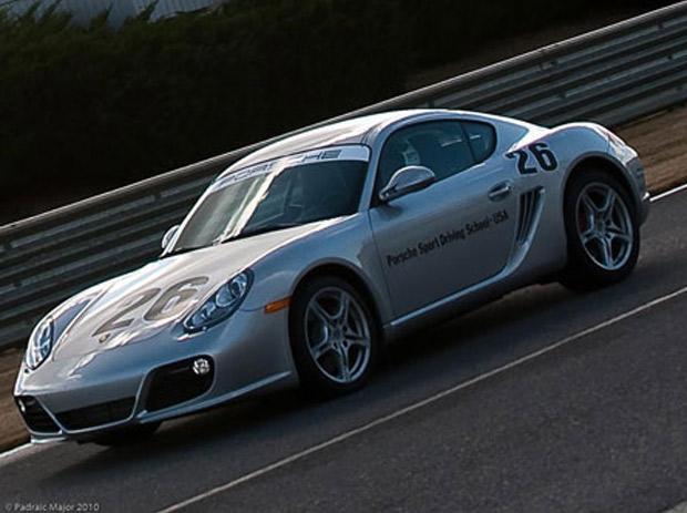 PHOTO GALLERY: Black Enterprise and Porsche Go for a Spin
