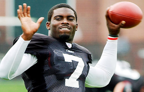 Football star Michael Vick was infamously suspended and later released from the Atlanta Falcons after pleading guilty to federal dog fighting charges. He subsequently served 19 months in prison after being convicted. Shortly after his release, he was signed to the Philadelphia Eagles and had a record-breaking game Nov. 15 against the Washington Redskins: He passed for 333 yards and got four touchdowns, and rushed 80 yards to get another two touchdowns, ultimately leading the to Eagles victory. A comeback, indeed.