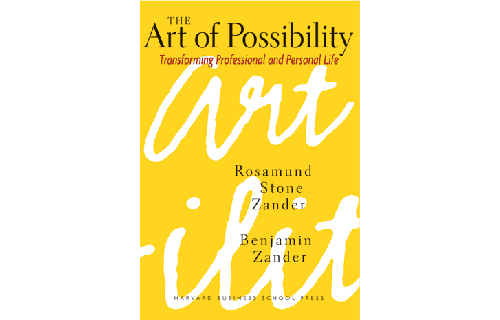 Ivy Grant, 35, Corporate Senior Director-Business Development, Polo Ralph Lauren   	The Art of Possibility by Rosamund Stone and Ben Zander