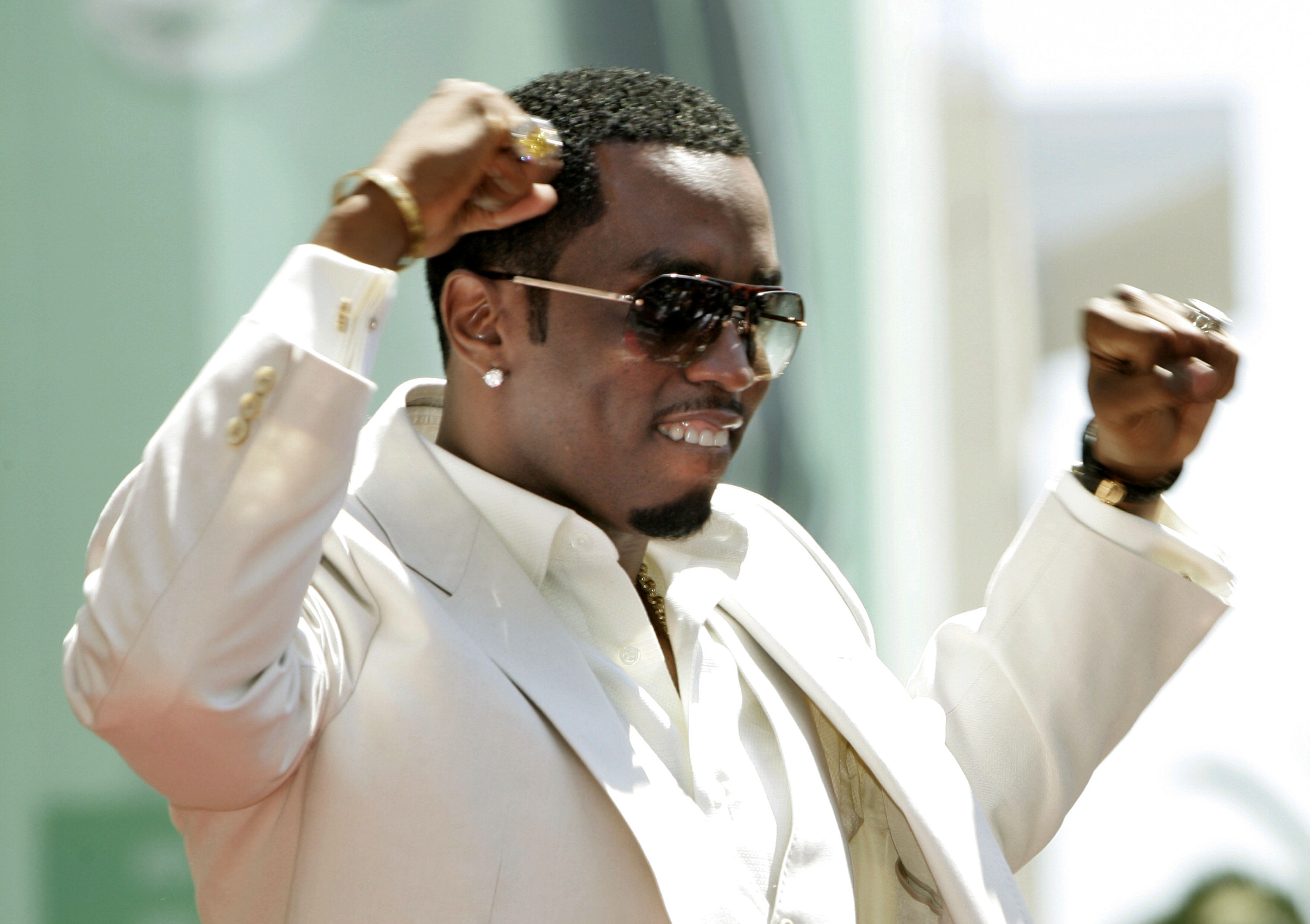 Sean Diddy Combs is Schooling Tomorrows CEOs