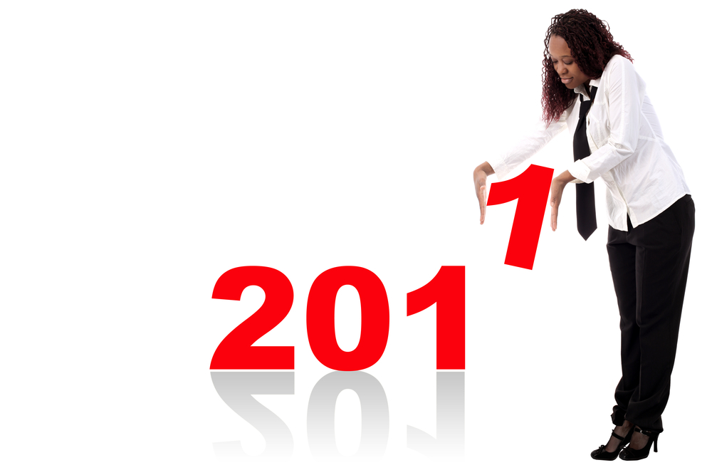 "So you've decided that 2011 is the year, the official ""Founded"" date of your brand new business and the beginning of your journey to success as an entrepreneur. You may still be holding down a job while working on a business plan or even running your enterprise part time, in anticipation of making your business a full-time endeavor this year. Or you may have spent 2010 laying the ground work to literally launch on January 3, the first business day of the New Year. In any case, here are six New Year's resolutions you need to commit to if you want to excel as an entrepreneur in 2011 and beyond.--Alfred Edmond Jr."