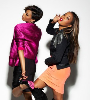 WATCH: Angela and Vanessa Simmons School Us on Their Pastry Clothing Line