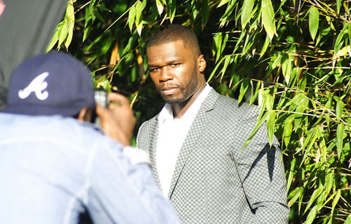 "50 Cent gives us a more casual yet still quite sophisticated look for this environmental shot. For more on Curtis ""50 Cent"" Jackson, read ""The Many Faces of 50"" in the January 2011 issue of Black Enterprise, which hits national newsstands on December 28. Images by Mary Brown. See more exclusive interviews with 50 Cent Should 50 be considered a role model, or is it just entertainment? 	Is 50 Cent the next Ice Cube? 50 responds to criticism over flaunting his cash on Twitter"
