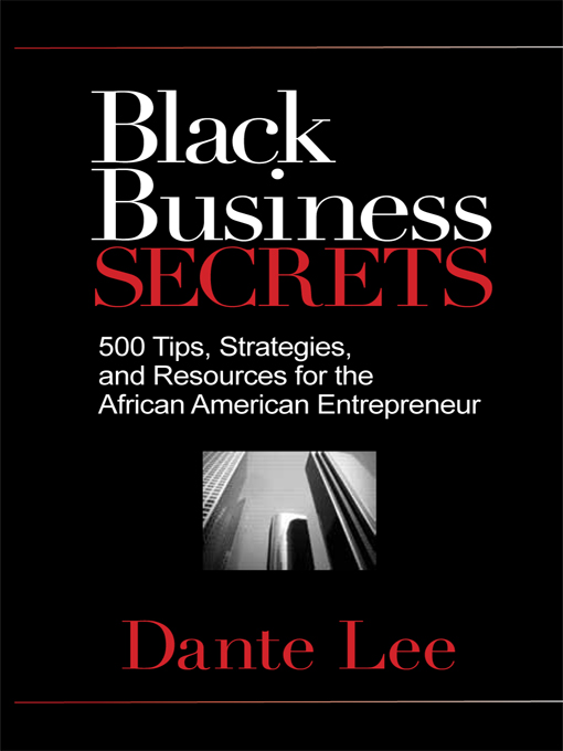 Black Business Secrets book