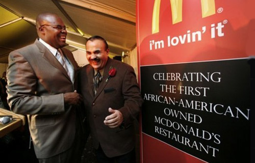 Kids can recognize the signature golden arches from practically anywhere. Hence, purchasing a gift card from a Black-owned McDonald's is a nice treat for young ones.