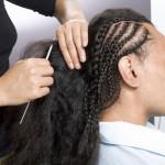Offer rental space to barbers and braiders. Making room for stylists with multiple talents will bring in a new and diverse clientele.  Now would be a great time to learn to braid well, or brush-up on the services that barbers usually perform.