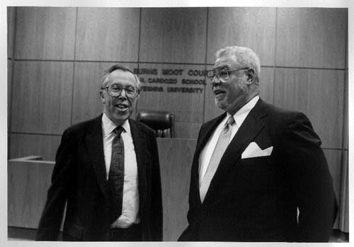 J. Bruce Llewellyn (July 16, 1927 - April 7, 2010) A towering figure in the broadcasting, bottling, banking and supermarket industries, Llewellyn (pictured right) grew the Philadelphia Coca-Cola Bottling Co. into the sixth-largest Coca-Cola bottling operation and the third-largest African American-owned business in the United States. He also made his mark in the banking and broadcasting industries. Along the way, Llewellyn became one of the few to ever serve as CEO of multiple BE 100s companies, including New York-based Queen City Broadcasting Co., simultaneously. He was also a co-founder of 100 Black Men of America.