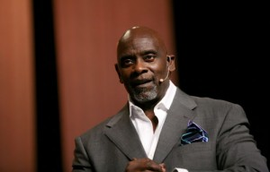 chris gardner talking