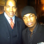 Earl Butch Graves and Ne-Yo