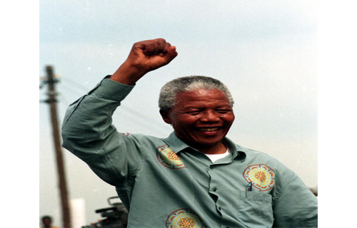 Mr. President  After Mandela's release, he resumed his leadership position in the African National Congress (ANC). He later went on to become the country's first Black president in South Africa's first multicultural election, in 1994.