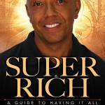 Russell Simmons is a lover of books. Not only did he recently release Super Rich: A Guide to Having it All, but the mogul (who is featured in the February 2011 issue of Black Enterprise) keeps his bookshelves jam packed with interesting reads. I took a peek while waiting for the crew to get the lights set for our Power Player interview with Simmons for the Black Enterprise Business Report and took note of what was there. Along with three Buddha statues, an '80s hip-hop bobble head (complete with pseudo-Kangol and Adidas), a photo of his daughters, Ming Lee and Aoki Lee, with Oprah, and a bonsai tree that's seen better days, Simmons' office shelves offers a window into his soul—and his favorite reads. Here are 10 great books on Russell Simmons' shelf. Tastemaker that he is, if Simmons loves it, it's almost guaranteed to please!--Caroline Clarke