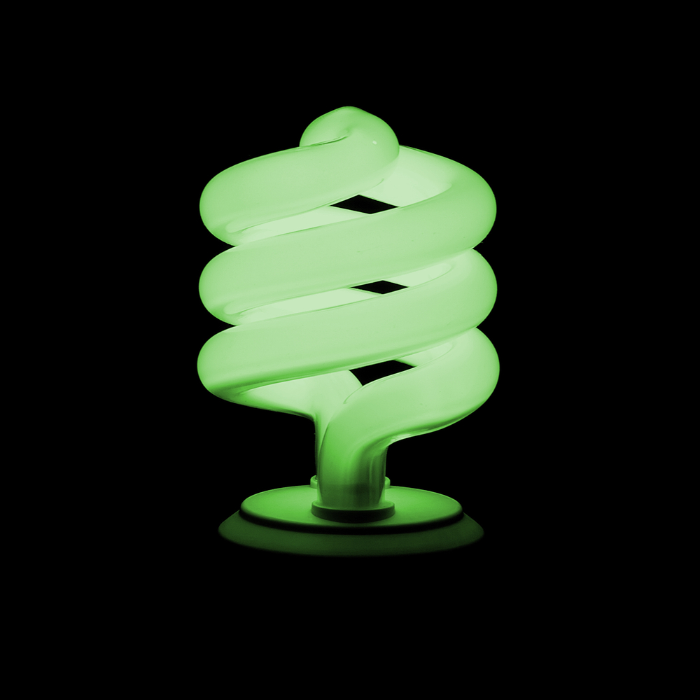 . energy efficient light bulb   Black Enterprise