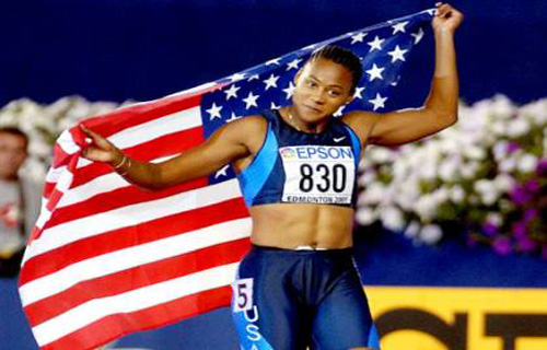 "MARION JONES: The Olympic track and field star has bounced back after her career took an unexpected turn in 2004 when BALCO founder Victor Conte claimed to give Jones illegal performance enhancing drugs. Speculation swirled around the once celebrated athlete and, in 2007, she came clean, admitting to using the designer steroid ""the clear"" prior to the 2000 Olympics. She plead guilty to lying to federal investigators and was later sentenced to six months in prison, two years of probation and community service. Jones returned all five of the medals she won. Since serving time, the track retiree has bounced back, becoming a member of the WNBA's Tulsa Shock in 2010, writing her newly released book, On the Right Track and being featured in ESPN's 30 for 30 series. Catch Jones at this year's Women of Power Summit."