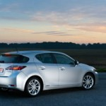 Lexus goes hybrid with the 2011 CT200 (Source: Press)