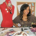 Allyson Leak fashion designer