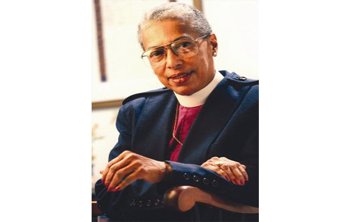 Bishop Barbara C. Harris (6th Annual Women of Power Legacy Award recipient) While the Philadelphia native worked in the public relations field for nearly 20 years, Bishop Harris always remained active in the Episcopal Church. From being ordained a priest to her consecration as a bishop (making Harris the first woman to be ordained to the episcopate in the worldwide Anglican Communion), the community organizer has always been passionate about peace and justice organizations, staying active on national church boards and committees. She is now retired, but remains active in social change movements.
