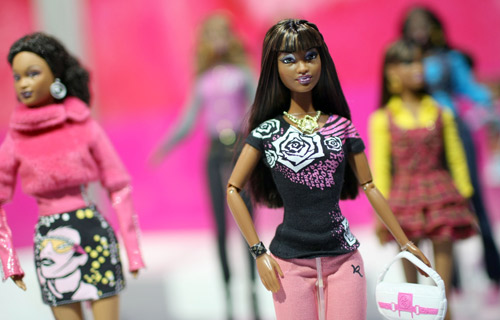 "BARBIE: Often referring to herself as the ""Harajuku Barbie"" and her legion of fans as ""Barbies"" and ""Kens,"" Nicki has become an unofficial spokeswoman for the long-running doll line. Last year Mattel saw a 9% increase in fourth quarter sales, which were propelled by a strong showing by Barbie dolls. In fact, Barbie revenue saw an 8% increase by itself. While there are no stats to show how much of a direct impact Nicki's continual mentioning of the popular brand had on those figures, the free promo definitely didn't hurt (and we bet a Nicki Minaj doll of some sort is probably in the works)."