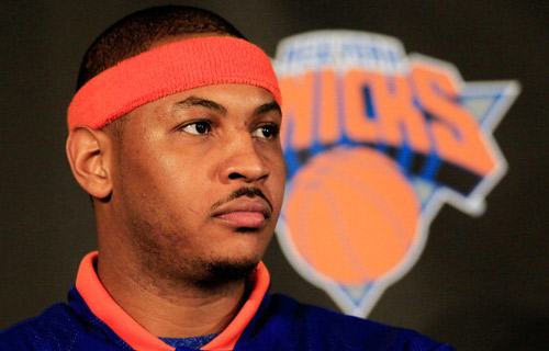 All Images: GettyThe recent trade of NBA All-Star Carmelo Anthony from the Denver Nuggets to the New York Knicks has dominated sports discussion and headlines since the moment it happened. Fans of the Knicks are ecstatic that their once proud franchise can now officially return to relevance. Lost in the uproar, however, is the potential economic surge this trade will likely have. Not just for Anthony, who signed a three-year $65 million contract extension as part of the deal, but for the NYC area as well. Former NBA player and now TNT analyst Kenny Smith shares a few of the ways that Anthony�s Big Apple acquisition can change the financial stakes for him, his new team and business owners in the entire tri-state area. —Khalid Salaam