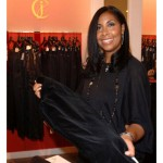 "After Johnson, 52, struggled to find a jean that fit just right, the denim duchess took matters into her own hands, launching CJ by Cookie Johnson, a premium jean enterprise catering to real women with curvaceous figures, in 2009. The wife of basketball legend Earvin ""Magic"" Johnson aligned herself with the best in the denim business: Michael Glasser, founder of 7 For All Mankind and Citizens of Humanity.  Since starting her line, Johnson has made it onto Oprah's Favorite Things list for 2009 and is available in Nordstrom's and Bloomingdale's department stores across the country."