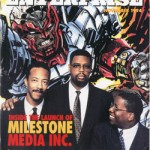 Cowan, McDuffie and BE's own Derek Dingle cover Black Enterprise's Nov. 94 issue