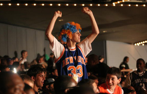 """BIG STARS SPREAD THE WEALTH:""""[The trade] impacts coaching a lot,"""" says Smith. """"When the Knicks are good and St. John's are good, it brings a different energy to the city; a kid from Detroit might come to Manhattan College or Fordham University. You can recruit on a larger scale, a kid could look at it like, 'Basketball is important in New York and I'd like to go there.' Maybe that team plays better and makes the NCAA tournament now and that school is seen in a better light, school salaries are raised, etc."""""""