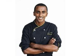 Celebrated Chef Marcus Samuelsson to Receive Spirit of Africa Award at Gala Event