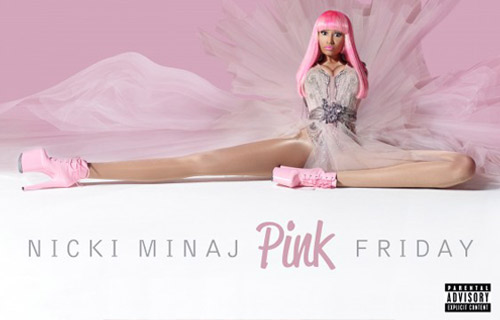 ALBUM SALES: In a day and age where albums are selling a mere fraction of what they were a decade ago, Nicki Minaj's Pink Friday managed to sell a remarkable 375,000 copies in its first week of release. Despite being released the same day as proven star and multi-platinum seller Kanye West (who had a 496k showing in his debut week), she still secured the second highest opening week sales ever for a female rapper, behind Lauryn Hill and her Grammy-winning 1998 release, The Miseducation Of Lauryn Hill. It was also the first time in two years that the Billboard 200 saw two albums bow out with more than 300k units sold. Even more impressive, Nicki is currently outpacing West in weekly sales and recently broke the one million mark making her the first female rapper to have a No. 1 album in the U.S. since Eve's Let There Be Eve… Ruff Ryders First Lady back in 1999. More than anything, Nicki's numbers show that she can influence other brands while still maintaining her own as a viable commodity.