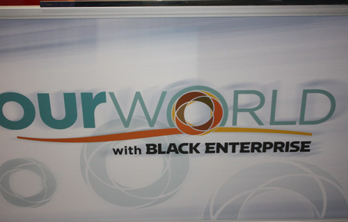 Five years and 100 episodes, we couldn't have done it with your support  See more of Our World Join Us As We Celebrate Our Landmark 100th Show VIDEO: Marc Lamont Hill interviews Valerie Jarrett