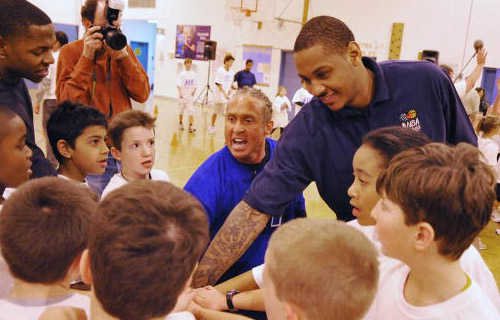 "INCREASED INTEREST CAN MEAN BIGGER BUDGETS :  City recreation programs tend to have their budgets squeezed during hard economic times but as Smith explains, a relevant pro sports team creates civic pride and that has a significant trickle-down effect. ""New York is a basketball city and having a good Knicks team impacts youth and high school basketball,"" he says. ""Kids get better by watching pros play and more people are interested in seeing what's going on. It can have an impact in ways we don't even know."""