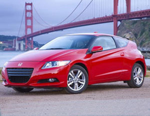 Buyer's Guide: Honda CR Z EX – A Sporty Hybrid with a Manual Transmission