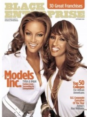 This Week on the B.E. Business Report: Supermodel-Turned-CEO Iman (Video)