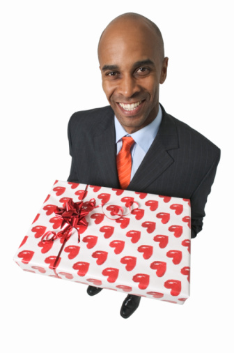 Valentine's Day gifts: Buy your gift early--as in, for next year. Valentine's gifts go on sale as early as February 16.  Start shopping now for next year and get deeply discounted items. (Image: George Doyle)