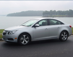 Buyer's Guide: Chevy's Cruze Takes Control
