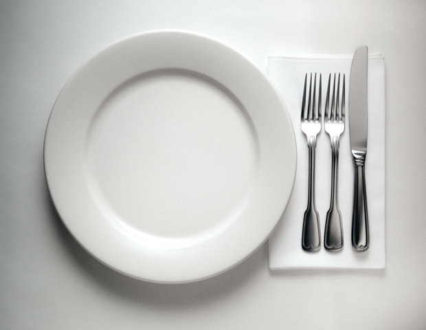 Keep silverware and plateware in the office. Oftentimes we use plastic cutlery and plates with our takeout that doesn't break down well for recycling. Bringing your own silverware or plateware can cut down on waste and you won't have to keep replacing it. You can wash and reuse.
